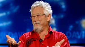 David Suzuki On Why He Resigned From His Own Charity