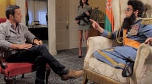 'The Dictator' Sacha Baron Cohen