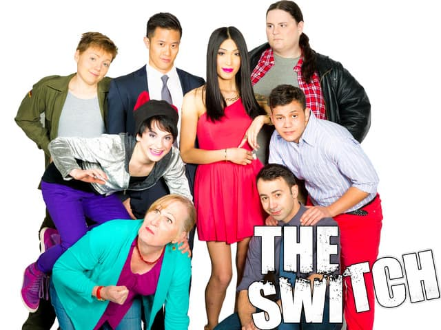 Coming Soon To A TV Near You: 'The Switch,' A New Transgender Sitcom