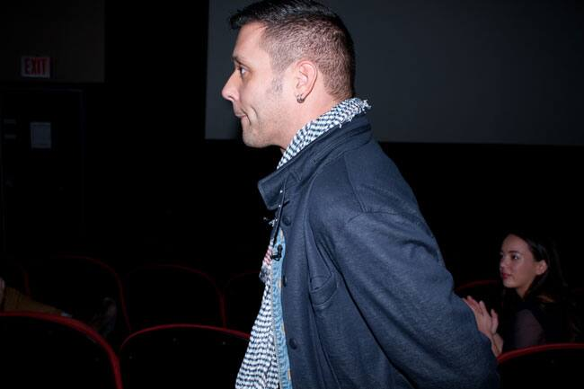 Strombo Has Entered The Theatre