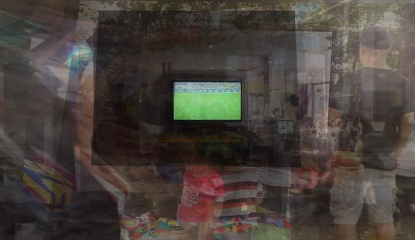A Mesmerizing Twitter's-Eye-View Of How We All Watched The World Cup Together