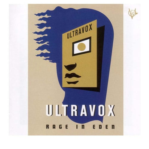 Ultravox — Rage in Eden (1981)