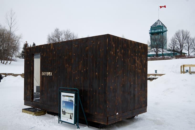 Skybox by University of Manitoba students