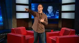 WEB EXCLUSIVE: John Edward Does A Psychic Reading Of The GST Studio Audience