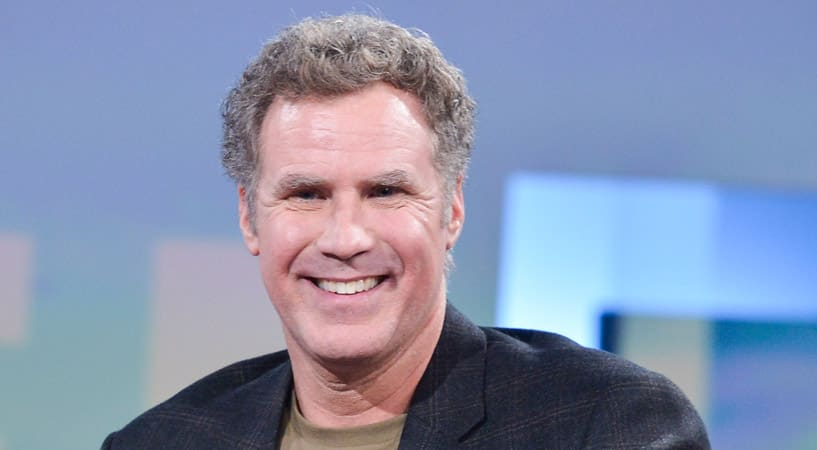 """Will Ferrell on His Connection to Jay Z & Kanye West: """"I'm Pretty Hip-Hop"""""""