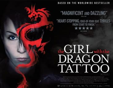 Girl With The Dragon Tattoo Giveaway