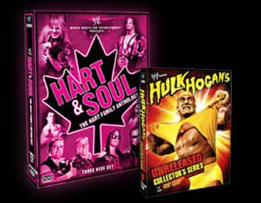 Hart and Soul/Hulk Hogan Giveaway
