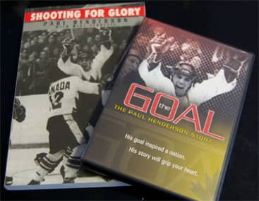 Shooting For Glory Giveaway