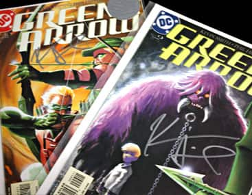 Comic Book Giveaway