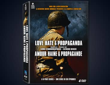 Love, Hate and Propaganda Giveaway