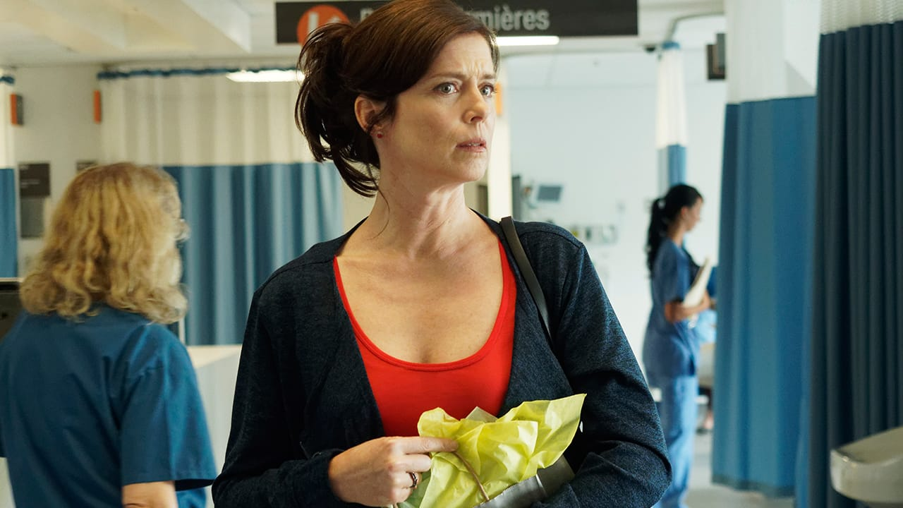 Torri Higginson faces her mortality in CBC's This Life