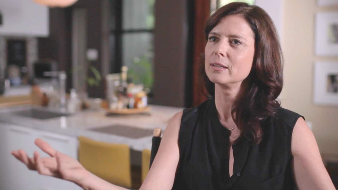 'I've never been so grateful' says Torri Higginson on her 'This Life' role