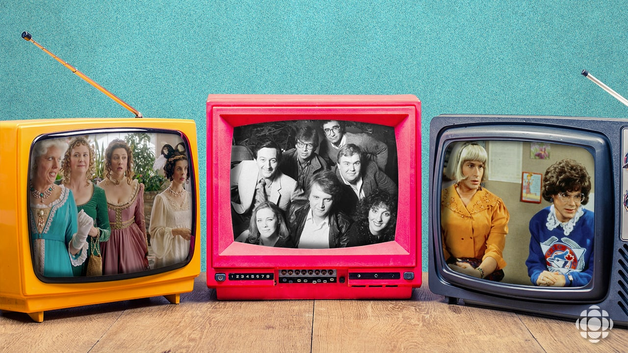 A Brief History of Canadian Sketch Comedy on TV