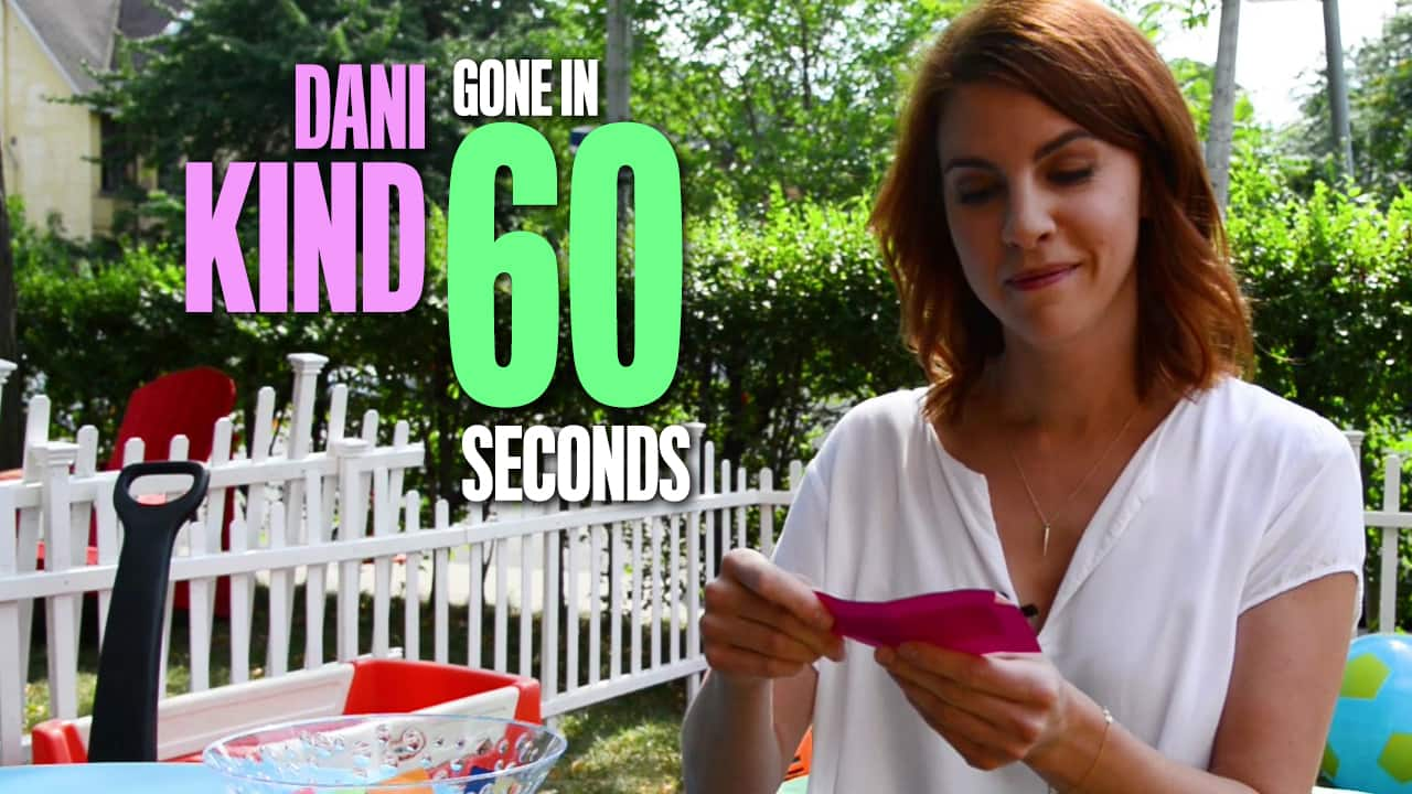 Dani Kind: Gone in 60 Seconds