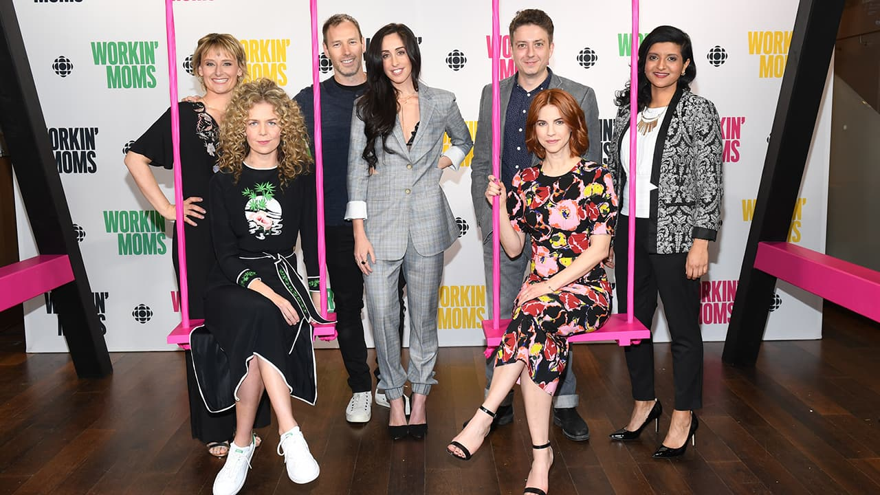 Season 3 announced at A Night Out With Workin' Moms