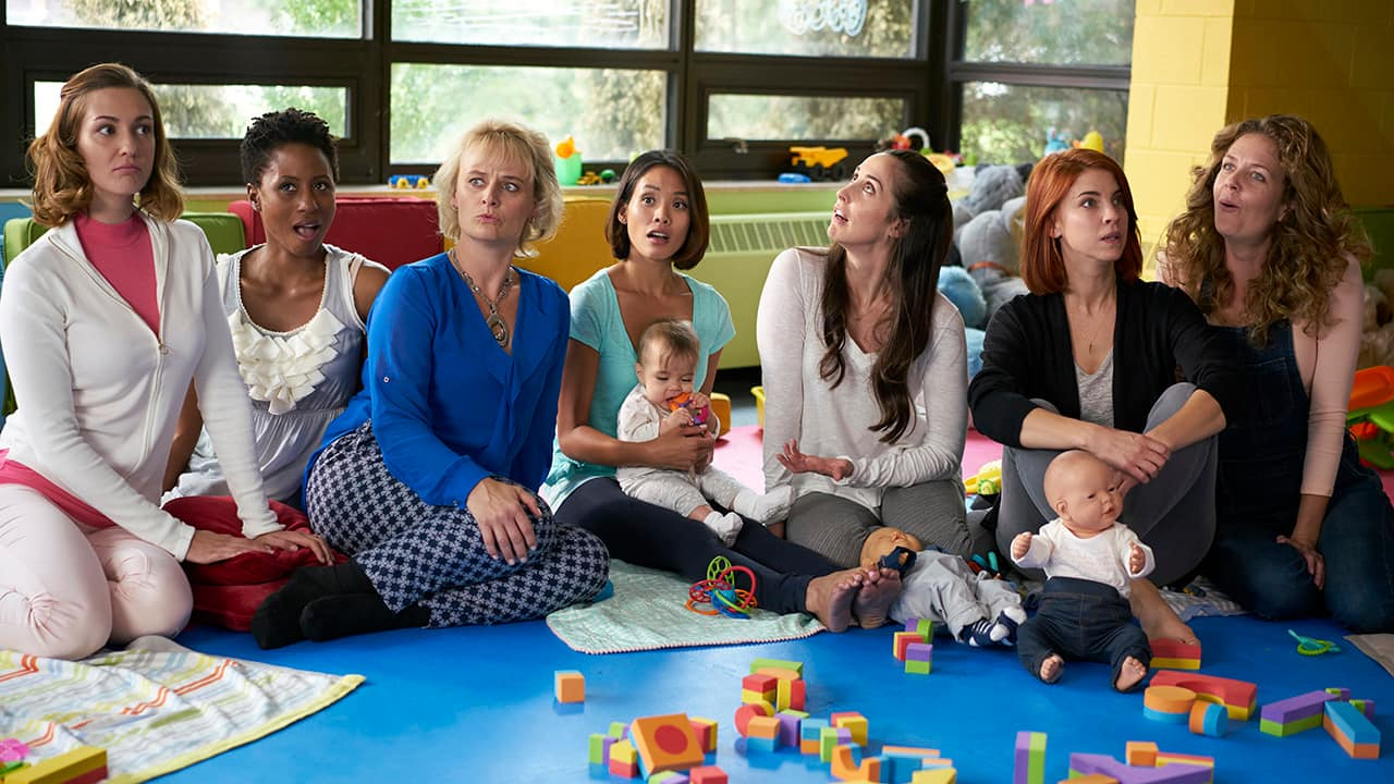 Workin' Moms will be back for Season 2