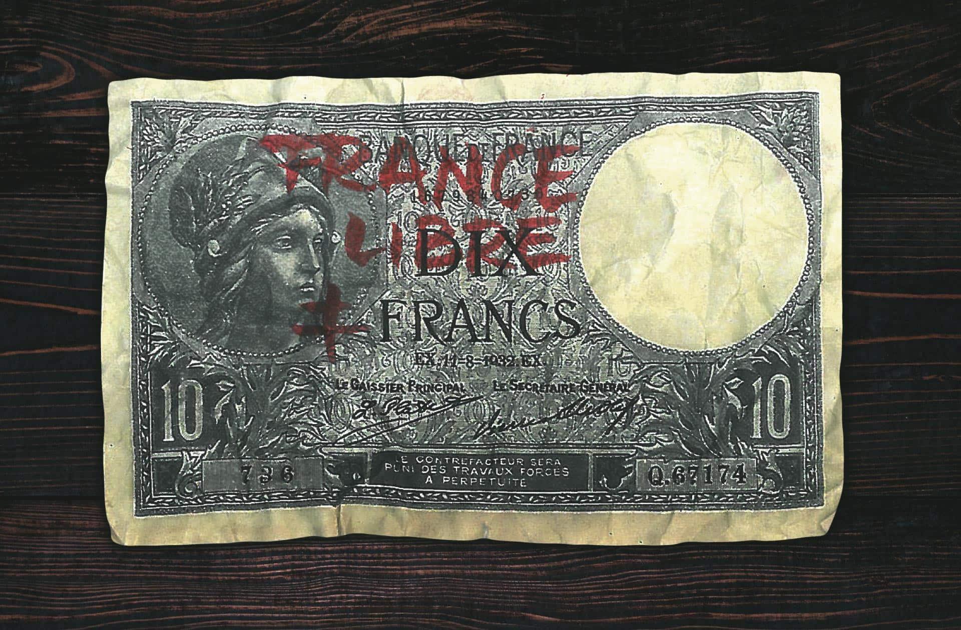 Free France episode 8 background