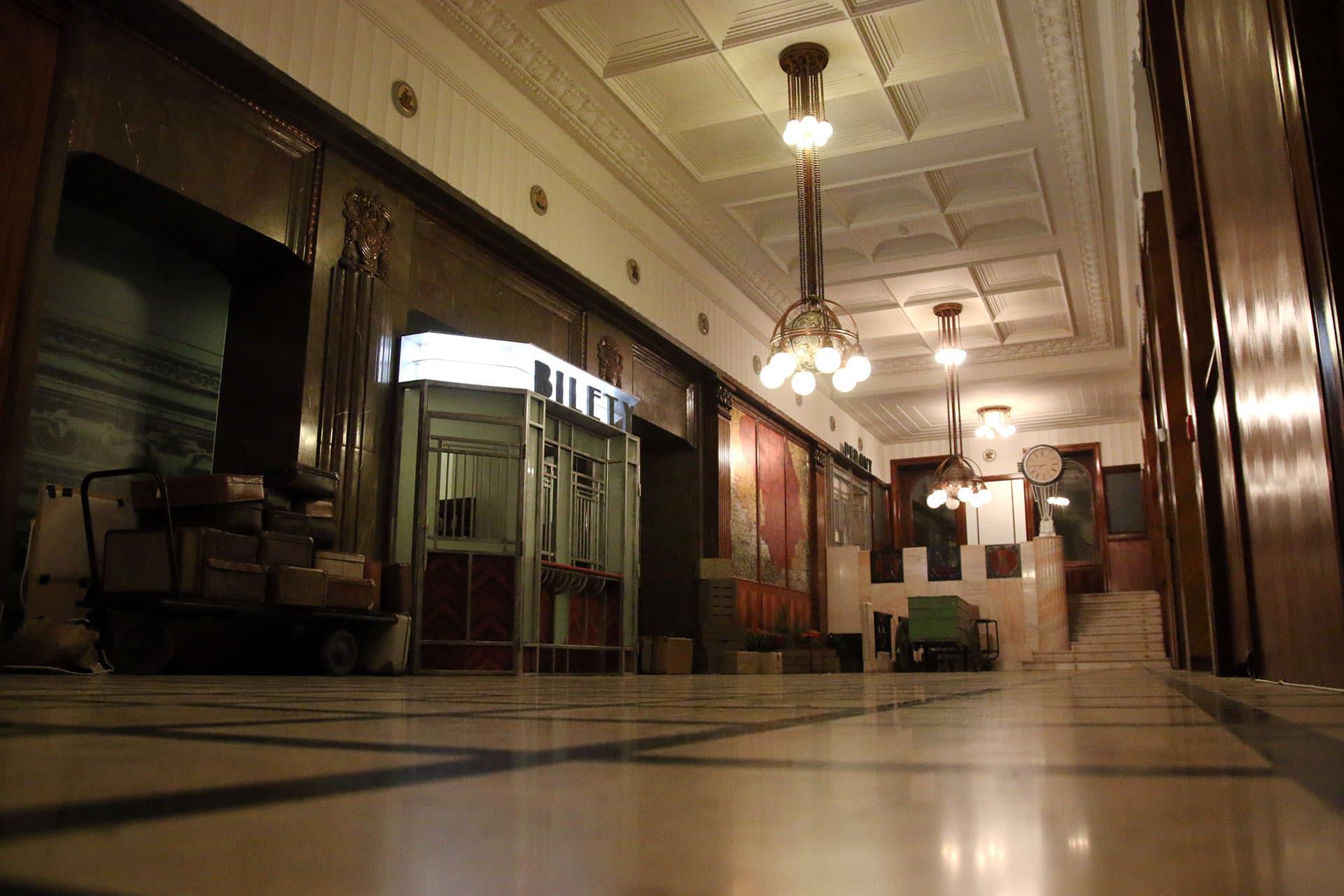 306 Train Station
