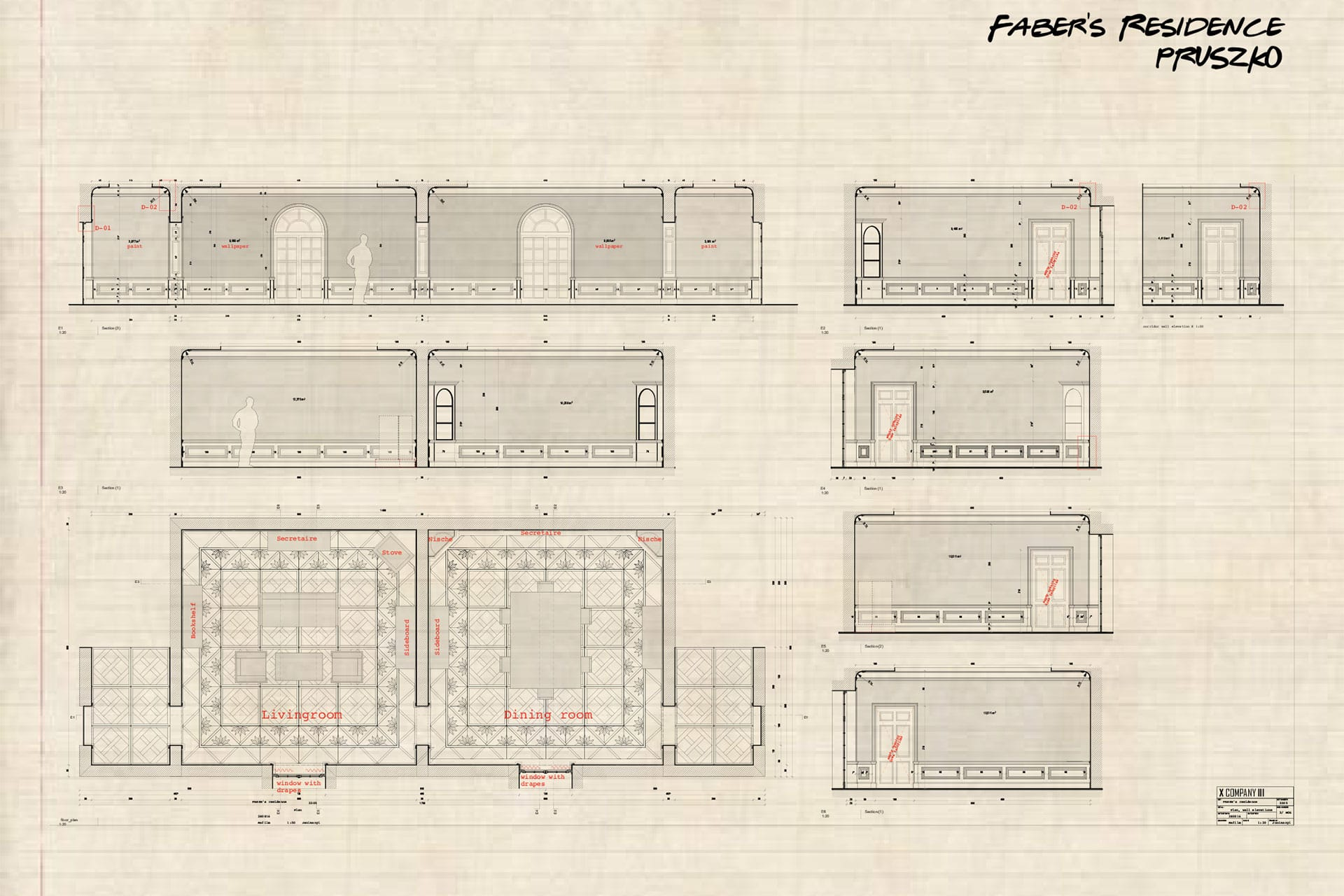 307 Fabers Polish Residence