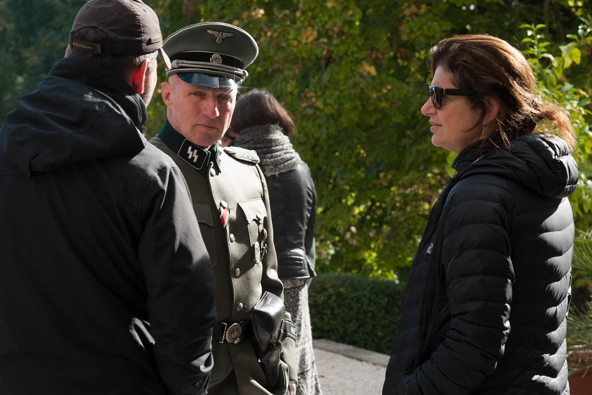 Behind the scenes on the set of X Company Season 3 with Co-Producer Ildikó Kemény and Stunt Coordinator Béla Unger