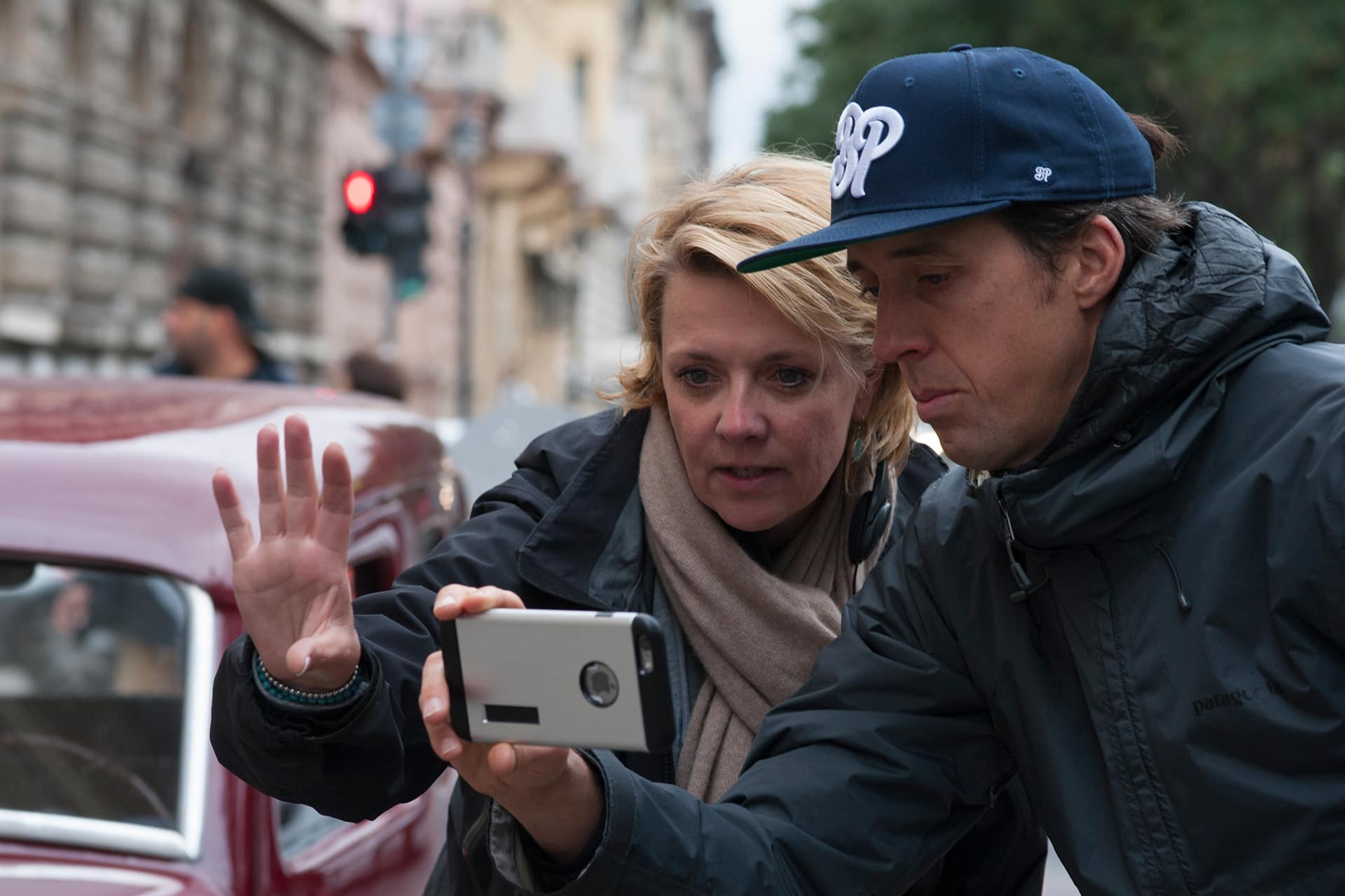 Behind the scenes on the set of X Company Season 3 with Director Amanda Tapping and