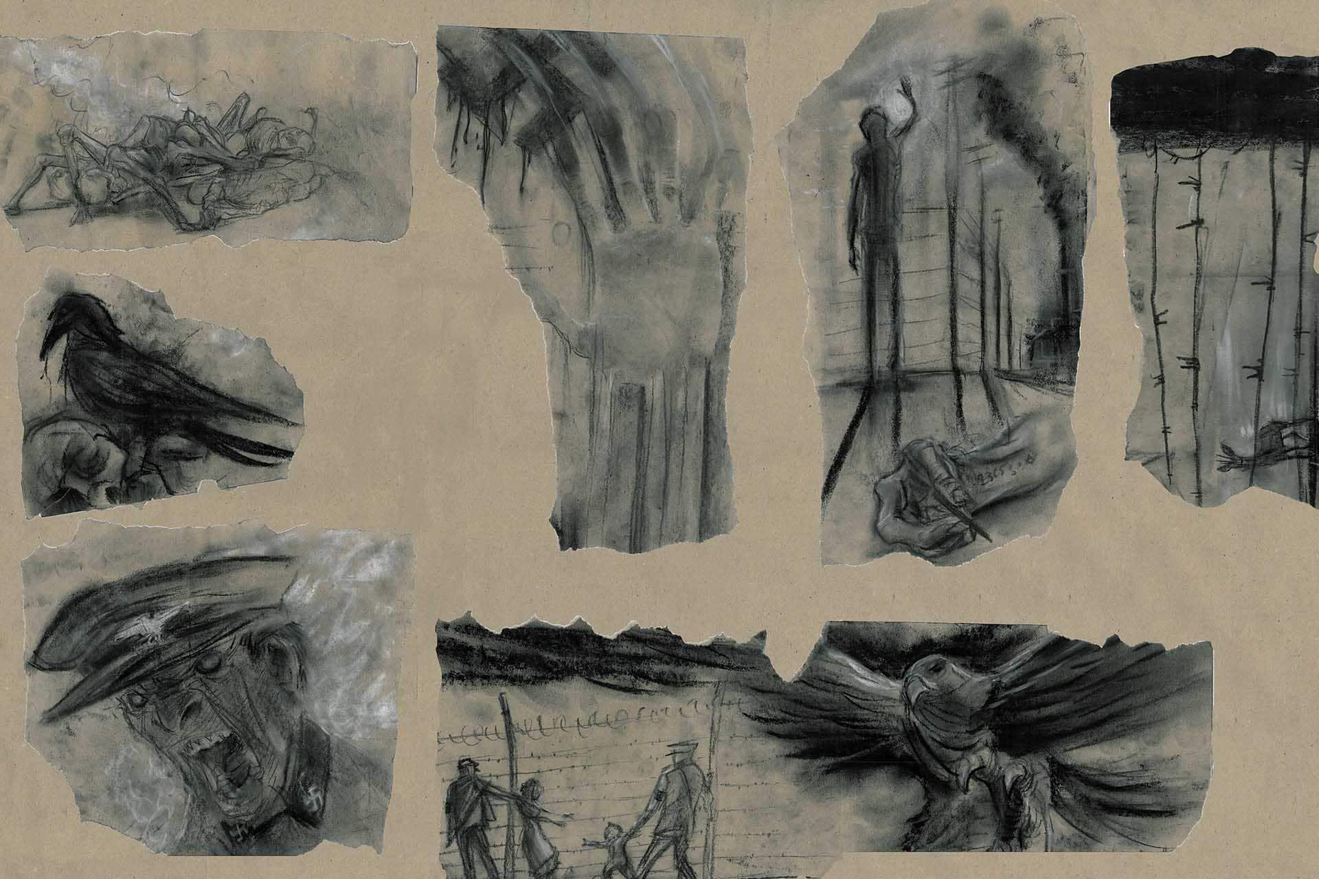 Drawings - Episode 8