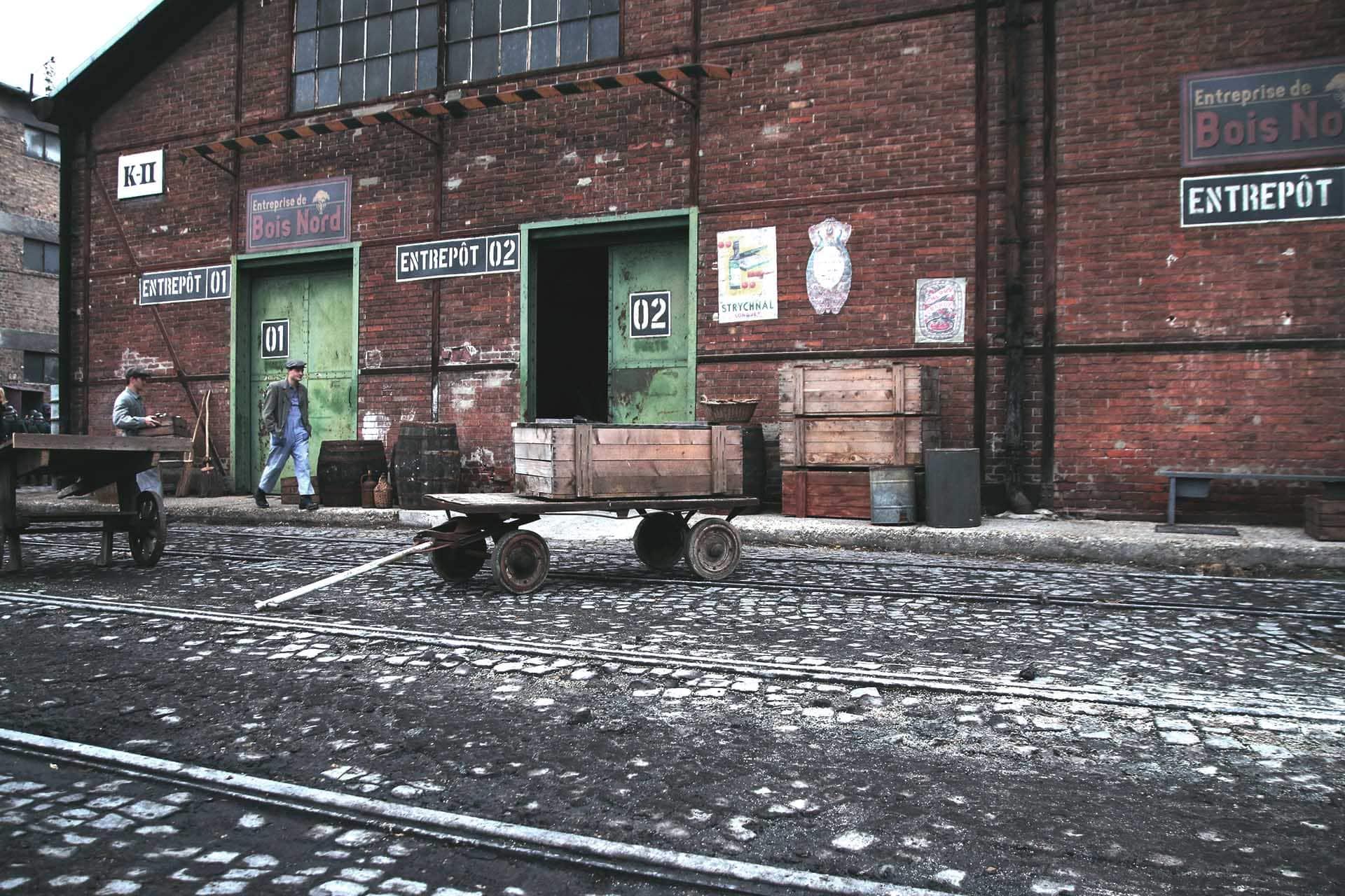 Loading Docks episode 8