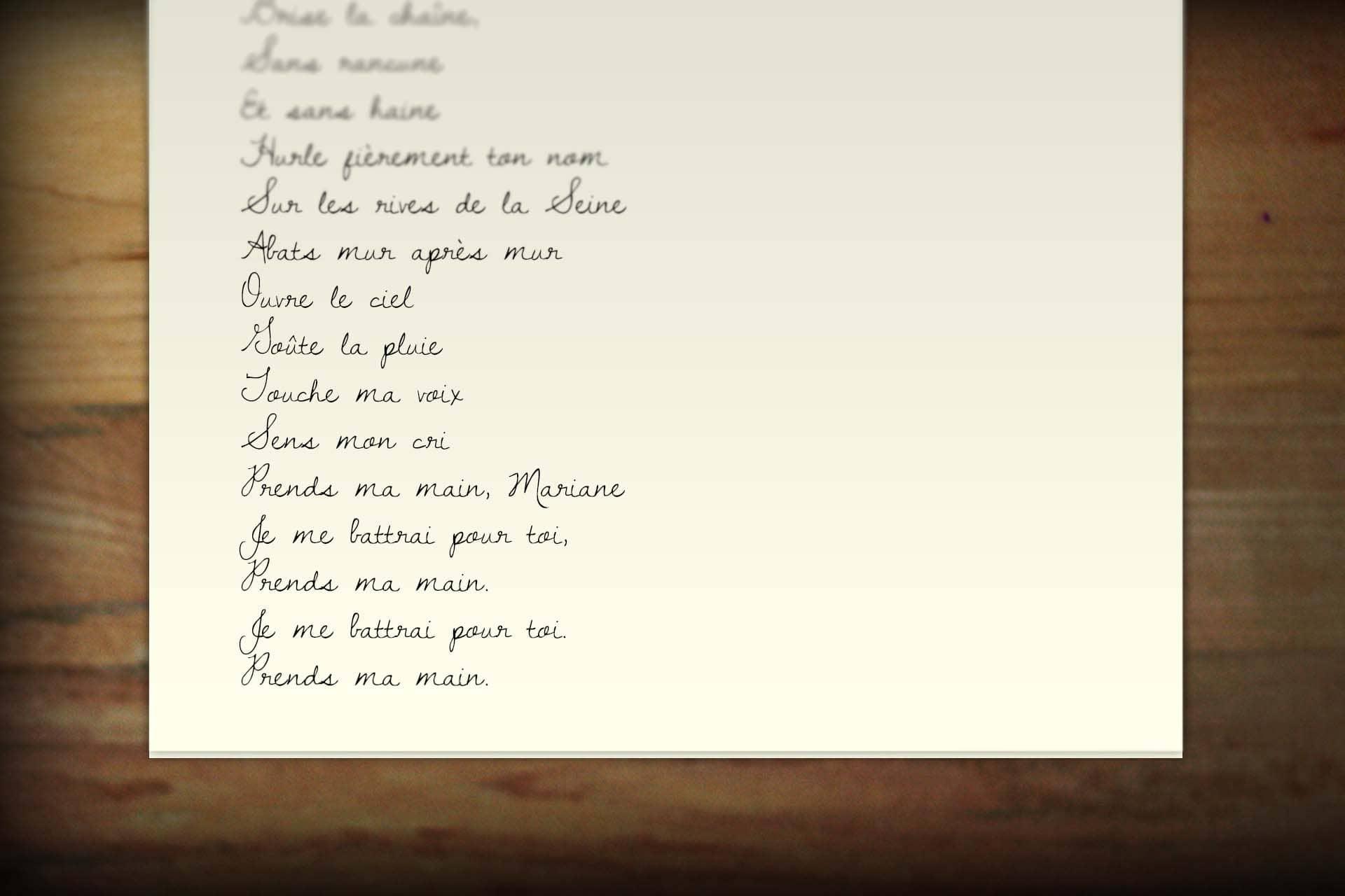 The Poem episode 8