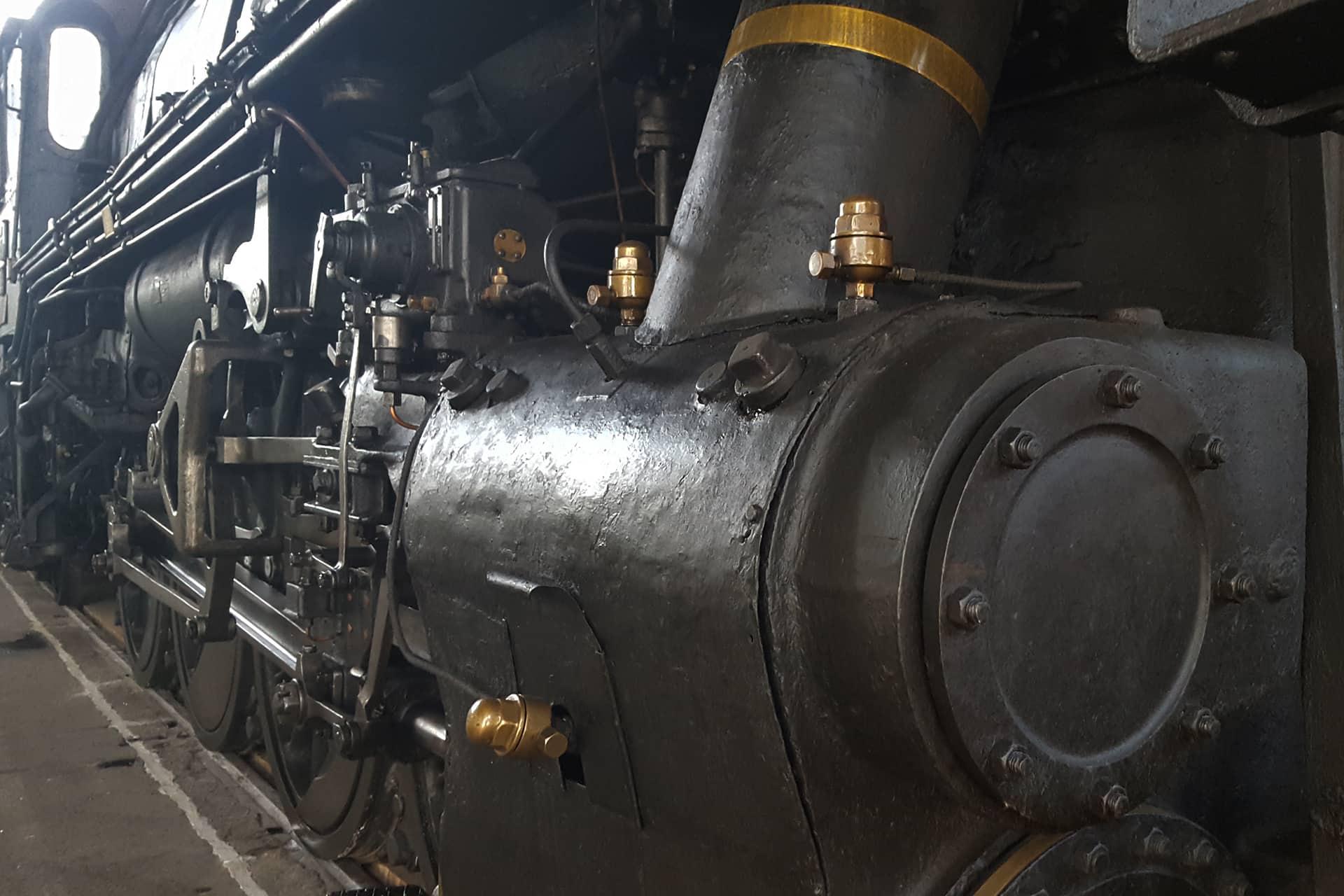 304 The train
