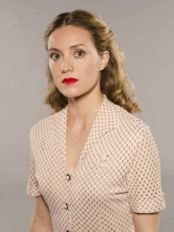 A photo of Agent AURORA LUFT 3