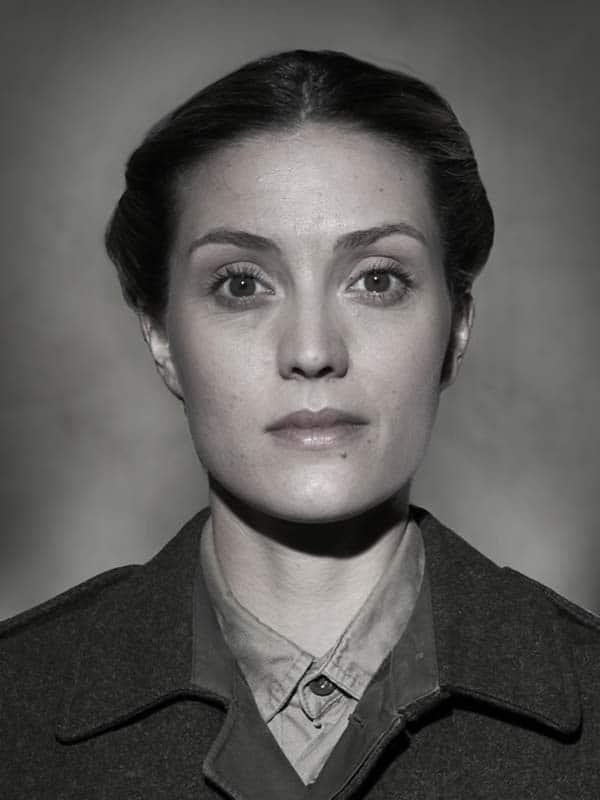 Read Sinclair's notes on Agent AURORA LUFT