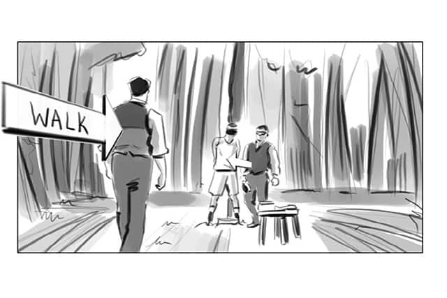 Storyboard frame 10