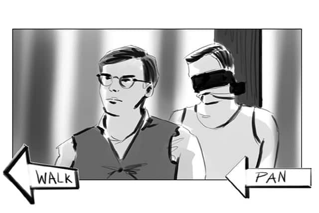 Storyboard frame 11
