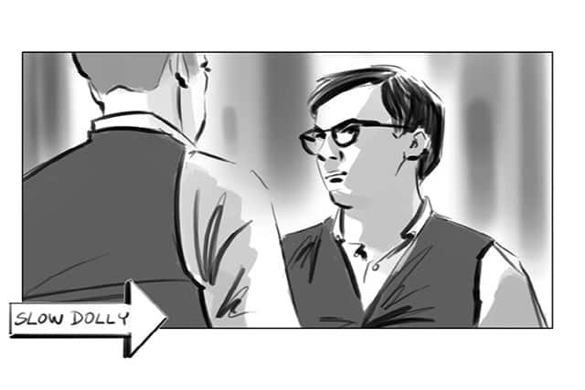 Storyboard frame 13