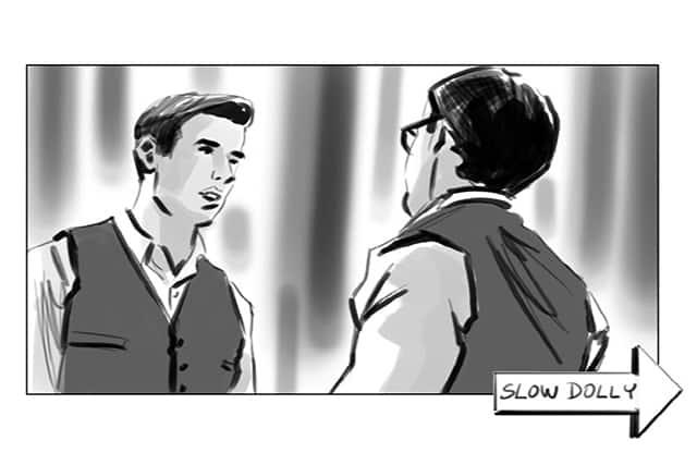 Storyboard frame 16