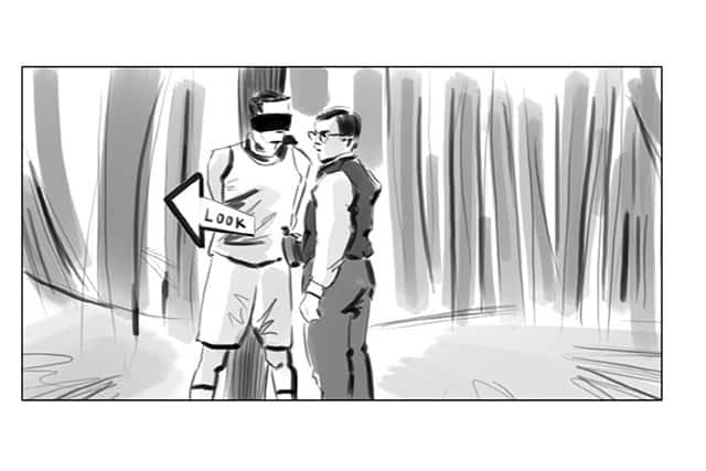 Storyboard frame 7