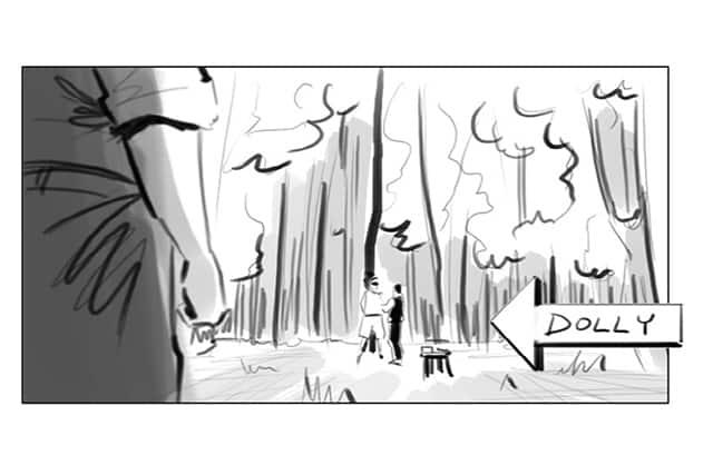 Storyboard frame 8