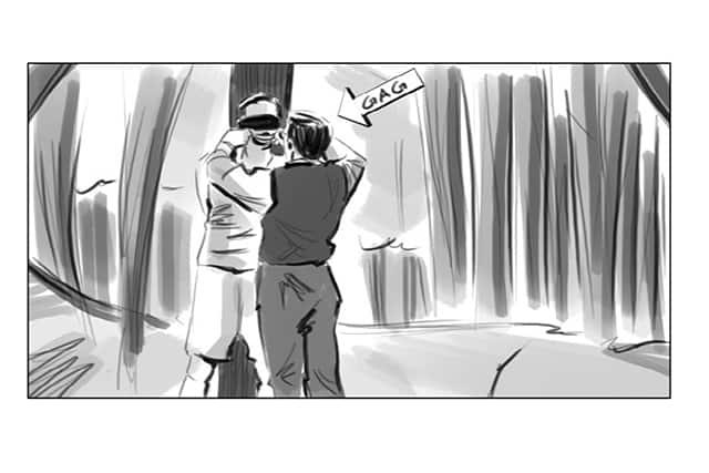Storyboard frame 9