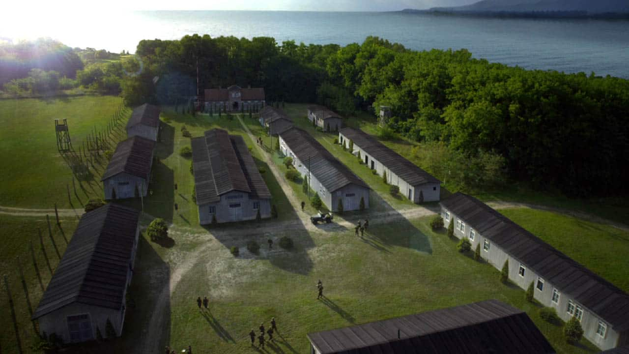 camp x Camp x was located on the northern shore of lake ontario in the town of whitby.